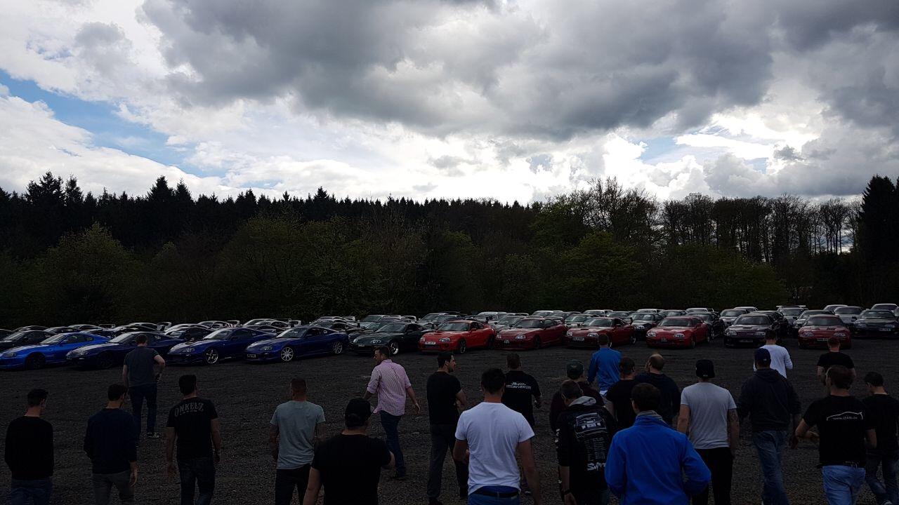 IMG_6351 Das JZA80.de Treffen 2017 - ein länderübergreifendes Spektakel am Nürburgring